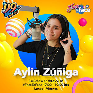 Aylin Zuñiga face to face la 99
